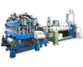 Hollow Profile Sheet Extrusion Plant