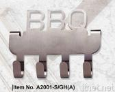 S/S BBQ Grill Hook
