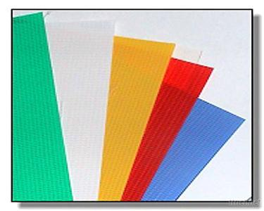 Colored Sunshade Fabric