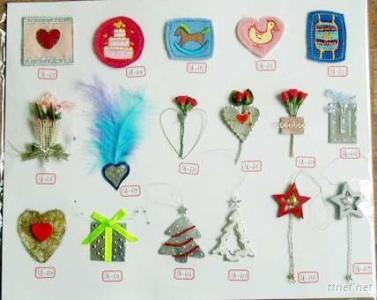 Greeting Card Embellishments