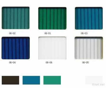 Hollow/Solid Polycarbonate Sheets