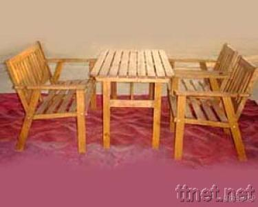 Wooden Outdoor Furniture