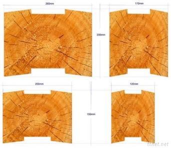High Quality Profiled Timber