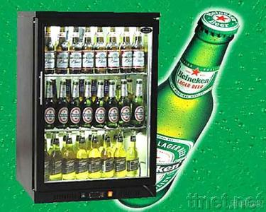 Beer Cooler, Beverage Showcase