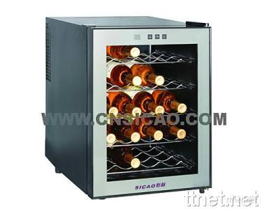 Sicao-Wine Cooler, Wine Bottle Fridge