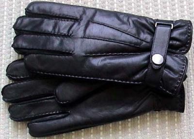 Men Style Leather Gloves