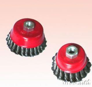 Cup Wire Brush/Industrial Brush