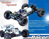 Gasoline Operated Radio Control 4WD Racing Car