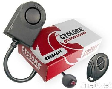 Cyclone Motorcycle Security Alarm