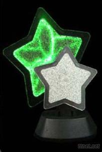 6 Inches Green Star Plasma Plate