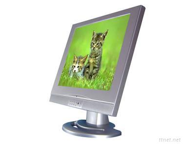 15'inches LCD Monitor (TV Optional)