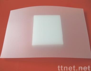 matte pp clear sheet
