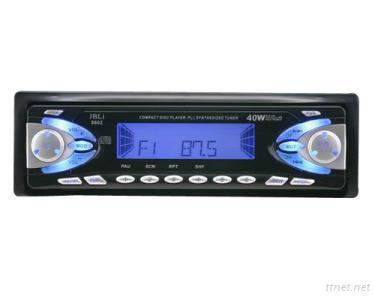 Car CD Player with Single Disc