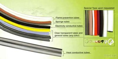 Silicone Tubes and Gaslets