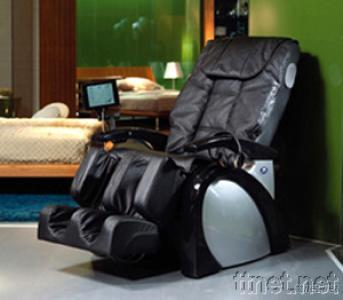 Music Massage Chair with Touch Screen and Body Scanner