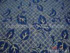 Chenille Furniture Fabric (Item Blues)