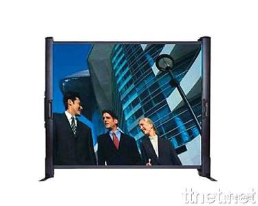 Business Projection Screen