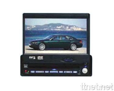 All in One Car DVD with TFT LCD Display