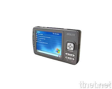 Holux GPS Mile 60 Pocket PC with Integrated GPS (Hardware Only)