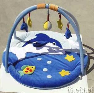 Dolphin Baby Play Gym