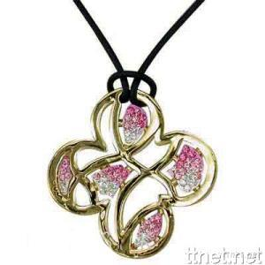 Necklace and Jewelry Sets with Crystal and Gemstone