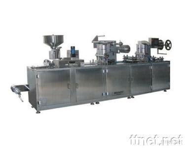 Flat-plate Type AI-plastic Blister Packing Machine