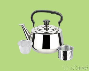 Stainless Steel Whisttling Kettle