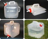 Collapsible Water Container , Fold A Water Carrier , Plastic Barrel , Buckets , Jug , Tank , Bag