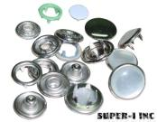 Prong Snap Button/Prong Fastener/Snap Ring