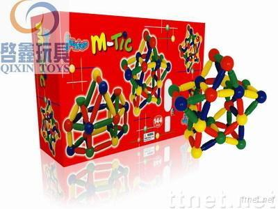 Magnetic Building Toy & Puzzle
