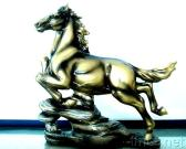 Poly Horse Ornament