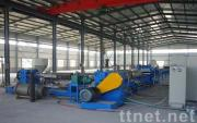 XPS extrude polystyrene froth board extrusion line
