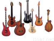 all kinds of guitars