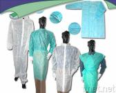 Protective Gown, Lab Coat, Surgical Gown