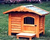 Wooden Pet House/Dog House