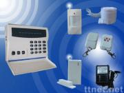 Wireless & Wired Security Products/Alarm System