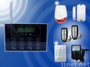 29 zones home GSM Alarm System with touch keypad