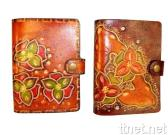 Organizers with Cow Leather Carve & Painting