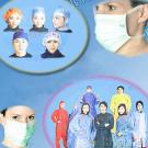 Nonwoven Face Mask/Surgical Face Mask/Paper Mask/Dust Mask