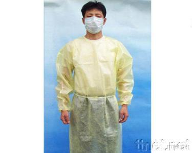 Surgical/Isolation Gown, Overall/Coverall