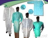 Surgical Gown, Protective Gown, Lab Coat