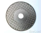Electroplated Diamond Cutting Blade