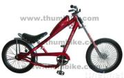 20 inch chopper bicycle
