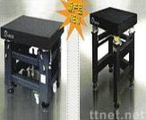 High accuracy optical granite table with vibration insulated(vibraioin isolating granite plateform)