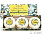 Plisse Soap with Tuscan Extra Virgin Olive Oil