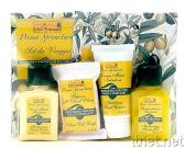 Travel Kit with Tuscan Extra Virgin Olive Oil