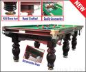 Slate Snooker Billiard Pool Table