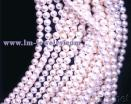 Luxury Cultured Saltwater White Pearl