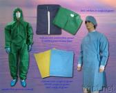 Surgical Gown, Coverall, Overall
