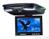 9.2 Inch Flip Down Roof Mounted Car Bus TFT LCD VGA Monitor  DVD Player